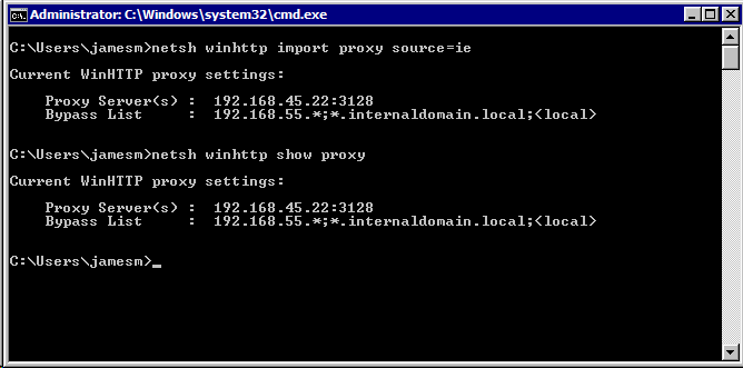 how to open port in windows 7 using command prompt