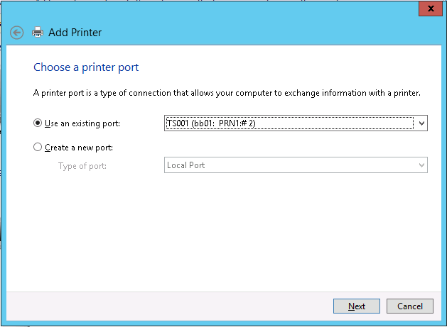 Printer & Local Disk Share Mapping using rdesktop and Connecting to